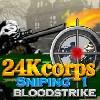 24Kcorps lesipuskás 1 bloodstrike játék