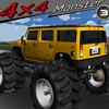 4 x 4 Monster 3 játék