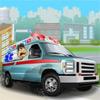Mentőautó Truck Driver játék