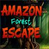 Amazon erdei menekülés játék