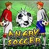Dühös foci játék