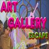 Art Gallery Escape játék