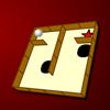 Labda egy labirintus játék
