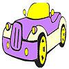 Legjobb pók autó színező játék