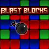 Robbanás blokkok játék