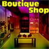 Boutique bolt menekülés játék