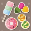 Candy csomagolóanyag játék