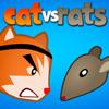 Macska vs patkányok játék