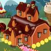 Candy Mansion dekoráció játék