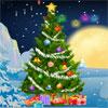 Karácsonyfa díszítés játék