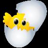 Sraffozás csirke játék