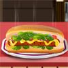 Főzés a Hot Dog játék