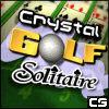 Kristály Golf pasziánsz játék