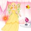 Szép aranyos baba-Dress Up játék