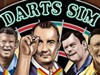 Darts Sim játék