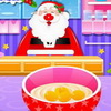 Finom karácsonyi sütik játék