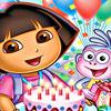 Dora az Explorer objektum játék