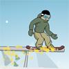 Lefelé Snowboard 2 játék
