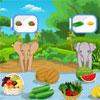 Feed The Baby Elephants játék