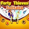 40 tolvajok pasziánsz játék