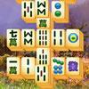 Négy évszak Mahjong játék