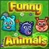 Vicces állatok játék