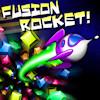 Fúziós rakéta játék