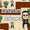 Gangnam védelem játék