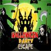Halloween Party menekülési játék
