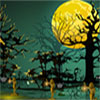 Halloween House Escape 2 játék