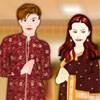 Indiai esküvő házaspár játék