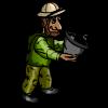 A gnómok barlangban Iván játék