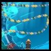 Márvány Catcher mélytengeri lények játék