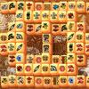 Maya torony Mahjong játék