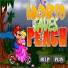 Mario ment őszibarack játék