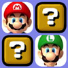 Mario Bros memória játék