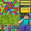 Minecraft buborék játék