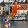 Michael Baun Falder I En Havn játék