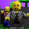 Minifig zombi TD játék