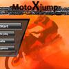 Moto-X ugrás játék