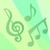 Zenei memória játék