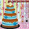 NY Cake Decoration játék