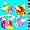 Painting Eggs 2 - Rossy Coloring Games játék