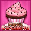 Papas Cupcakeria játék