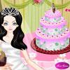 Perfect Wedding Cake Decoration játék