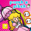 Peachs pályán játék