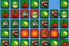 Mérkőzés zombik növények játék