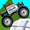 Police Monster Truck játék