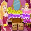 Princess Aurora Babaápolás játék