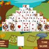 Pasziánsz Pyramide Farm kiadás játék